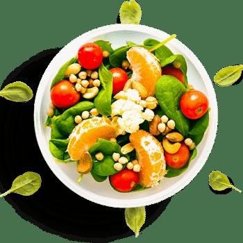 ernährung abnehmen mit 50plus